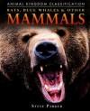 Bats, Blue Whales & Other Mammals - Steve Parker