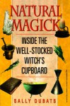 Natural Magick: Inside the Well-Stocked Witch's Cupboard - Sally Dubats
