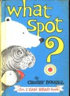 What Spot Lb - Crosby Bonsall, Bonsall
