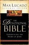 Devotional Bible-NCV-Personal Size: Experiencing the Heart of Jesus - Max Lucado