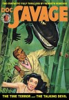 Doc Savage Vol. 55: The Time Terror & The Talking Devil - Kenneth Robeson, Lester Dent, Will Murray, Edward Gruskin, Anthony Tollin