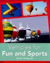 Vehicles for Fun and Sports, Grade 2: Turquoise - Geoff Thompson