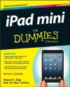 iPad mini For Dummies (For Dummies (Computer/Tech)) - Edward C. Baig, Bob LeVitus
