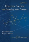 Fourier Series and Boundary Value Problems (Brown and Churchill Series) - James Brown, Ruel V. Churchill