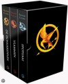 De Hongerspelen Trilogie Boxset (The Hunger Games, #1-3) - Suzanne Collins