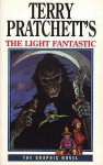 The Light Fantastic: (Discworld Novel 2) - Terry Pratchett, Scott Rockwell, Steven Ross
