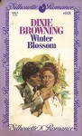 Winter Blossom (Silhouette Romance, #113) - Dixie Browning