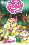 My Little Pony: Micro Series #4 - Fluttershy - Barbara Kesel, Tony Fleecs, Amy Mebberson