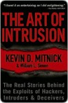 Art of Intrusion - Kevin D. Mitnick, William L. Simon