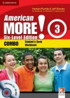 American More! Six-Level Edition Level 3 Combo with Audio CD/CD-ROM - Herbert Puchta, Jeff Stranks, Günter Gerngross, Christian Holzmann, Peter Lewis-Jones