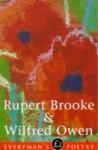 Rupert Brooke & W. Owen Eman Poet Lib #23 - Rupert Brooke