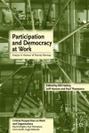 Participation and Democracy at Work: Essays in Honour of Harvie Ramsay - Jeff Hyman, Paul Thompson, Bill Harley