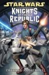 Star Wars: Knights of the Old Republic Volume 7 -- Dueling Ambitions (Star Wars : Knights of the Old Republic) - John Jackson Miller, Brian Ching, Bong Dazo, Dean Zachary, Michael Atiyeh ; Dan Scott ;