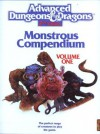 Advanced Dungeons and Dragons, Vol. 1: Monstrous Compendium - David Cook