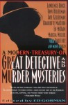 A Modern Treasury of Great Detective and Murder Mysteries - Ed Gorman, Jon L. Breen, Margaret Millar, Loren D. Estleman