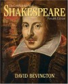 Complete Works of Shakespeare, The, Portable Edition - David M. Bevington, William Shakespeare
