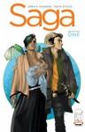 Saga #1 - Fiona Staples, Brian K. Vaughan