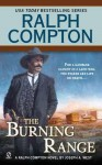 The Burning Range - Ralph Compton, Joseph A. West
