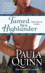 Tamed by a Highlander (Audio) - Paula Quinn, Carrington MacDuffie