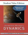 Engineering Mechanics: Dynamics: Volume 2, Student Value Edition [With Web Access] - J.L. Meriam, L.G. Kraige
