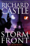 Derrick Storm 1: Storm Front - Sturmfront (German Edition) - Richard Castle, Sabine Elbers