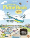 Wind Up Plane Book (Usborne Wind Up Books) - Gill Doherty, Stefano Tognetti