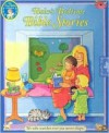 The First Bible Collection Baby's Bedtime Bible Stories [With Board Book with Plastic Handle and Clasp] - Allia Zobel Nolan