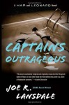 Captains Outrageous: A Hap and Leonard Novel (6) (Vintage Crime/Black Lizard) - Joe R. Lansdale
