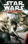 Star Wars: Legacy II, Vol. 2: Outcasts of the Broken Ring - Corinna Sara Bechko, Gabriel Hardman, Brian Albert Thies, Agustín Alessio