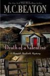 Death of a Valentine - M.C. Beaton