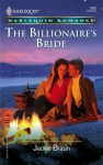The Billionaire's Bride - Jackie Braun