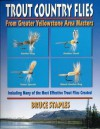 Trout Country Flies: From Greater Yellowstone Area Masters - Bruce Staples