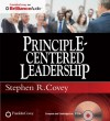 Principle-Centered Leadership (Audiocd) - Stephen R. Covey