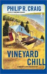 Vineyard Chill (Martha's Vineyard Mystery #19) - Philip R. Craig
