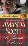 Highland Master (Scottish Knights) - Amanda Scott