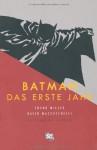 Batman Das Erste Jahr - Frank Miller, David Mazzucchelli, Steve Kups