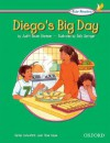 Diego's Big Day (The Oxford Picture Dictionary For Kids) - Judith Bauer Stamper, Joan Ross Keyes
