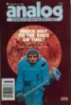 Analog Science Fiction/Science Fact, 1981 August - Stanley Schmidt, Michael McCollum, G. Harry Stine, Steven Gould, Ron Goulart, Martin H. Greenberg, Rick Wilbur, S. C. Sykes, Michael A. Banks, Jerry Pournelle