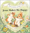 Jesus Makes Me Happy (Following Jesus) - Alan Parry, Linda Parry