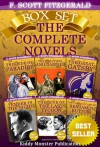 The Complete Novels of F. Scott Fitzgerald - F. Scott Fitzgerald, Kiddy Monster Publication