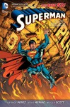 Superman, Vol. 1: What Price Tomorrow? - George Pérez, Jesús Merino