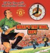 What's the Time, Ref?: Tell the Time with Manchester United - Ed Chatelier, Jeff Anderson