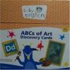 Baby Einstein: ABCs of Art Discovery Cards - Nadeem Zaidi
