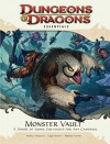 Monster Vault: An Essential Dungeons & Dragons Kit - Rodney Thompson, Matthew Sernett, Logan Bonner