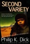 Second Variety and Other Classic Stories - Philip K. Dick, John Brunner