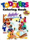 Toddlers Bible Coloring Book: New Testament - V. Gilbert Beers