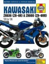 Kawasaki ZX-6r & ZX-6rr: Service and Repair Manual - Matthew Coombs