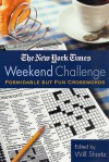The New York Times Weekend Challenge: Formidable but Fun Crosswords - The New York Times, The New York Times, Will Shortz