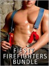 Feisty Firefighters Bundle (Silhouette Special Releases) - Jill Shalvis, Alison Roberts, Gail Barrett