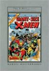 Marvel Masterworks: Uncanny X-men (Volume 1) - Chris Claremont, Len Wein, Bill Mantlo, Dave Cockrum